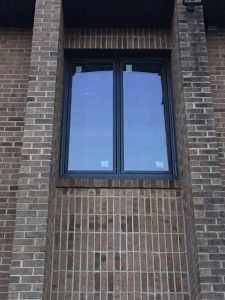Pella Designer Windows in Office Building