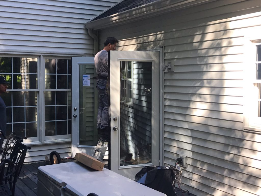 Residential Door Install Clifton, VA
